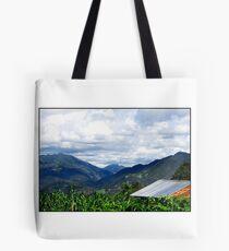Guatemala Scenery Tote Bag