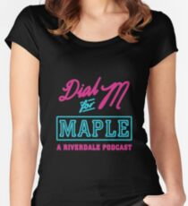 river dale Women's Fitted Scoop T-Shirt