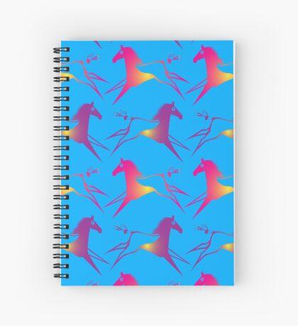 Horse Nation Spiral Notebook