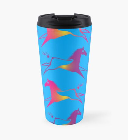 Horse Nation Travel Mug