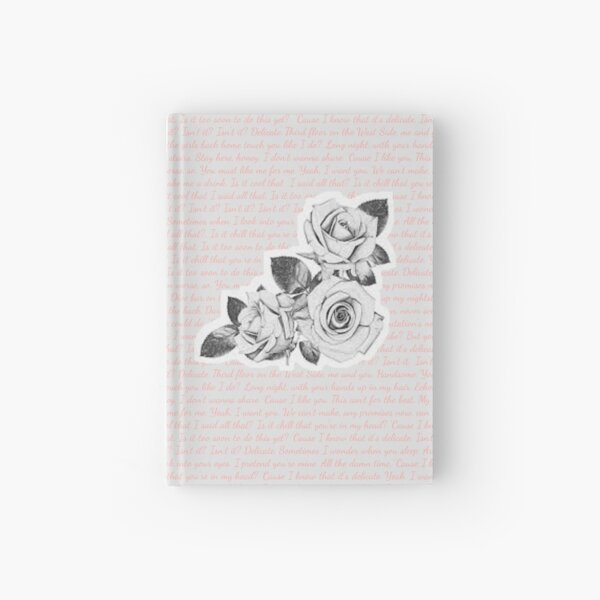 Taylor Swift Hardcover Journal