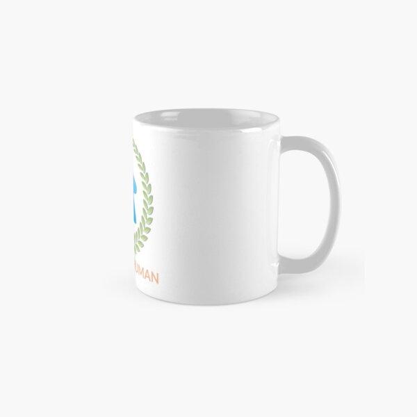 To Play Is Human (Icon TItle) Classic Mug