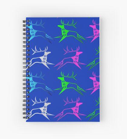 Elk Dreamers Spiral Notebook