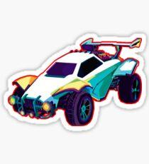 Octane Pop Art - Rocket League ! Sticker