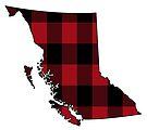 British Columbia in Plaid by Sun Dog Montana
