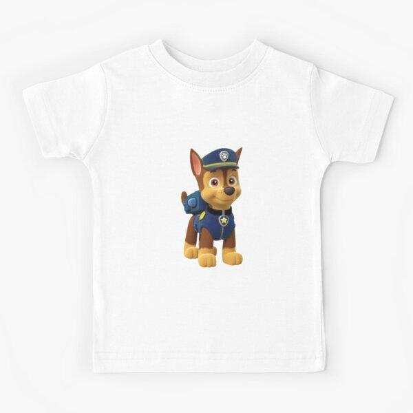 paw patrol chase Kids T-Shirt