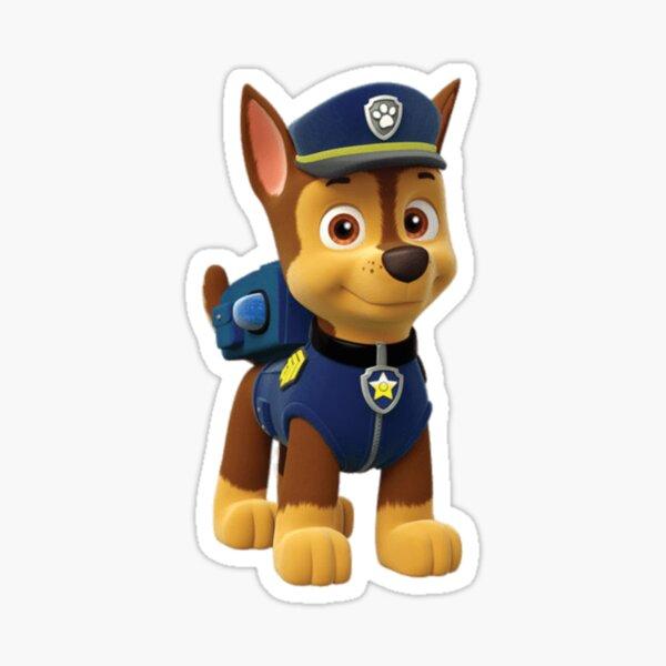 paw patrol chase Sticker