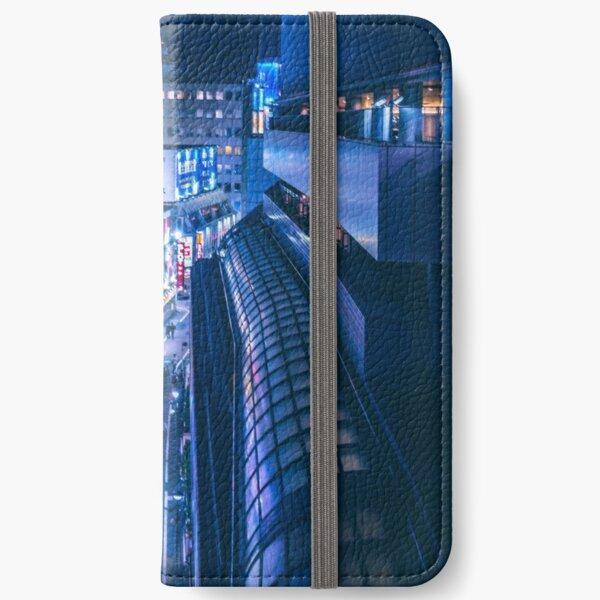 Tokyo night iPhone Wallet