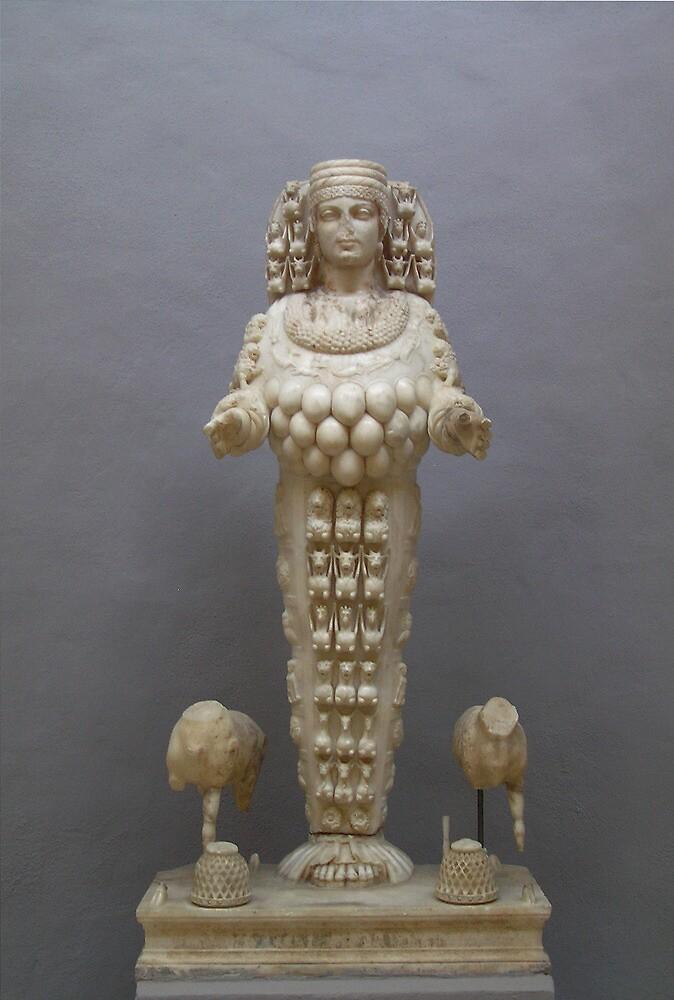 Lady of Ephesus by Christopher Biggs