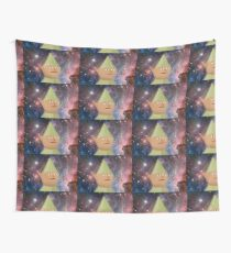 Gnome In Space Wall Tapestry