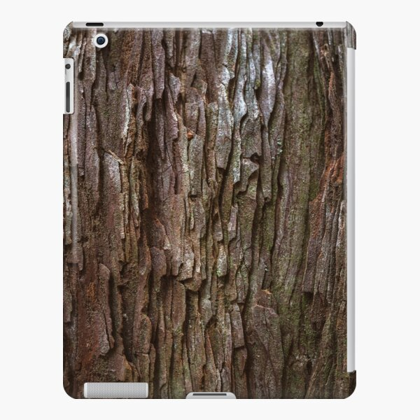 Redwood Bark iPad Snap Case