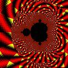 Mandelbrot - Fire by Rupert Russell