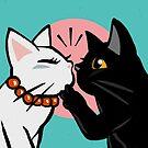 Kiss kiss kiss by BATKEI