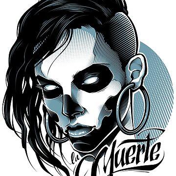 La Muerte by BlackoutStore