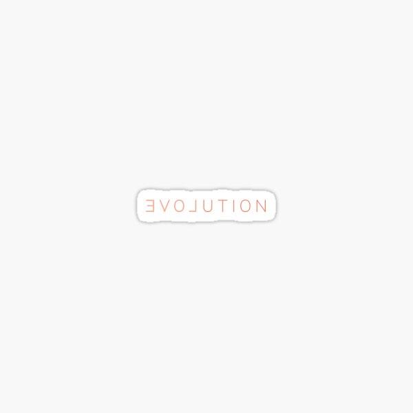 sabrina carpintero evolución Pegatina