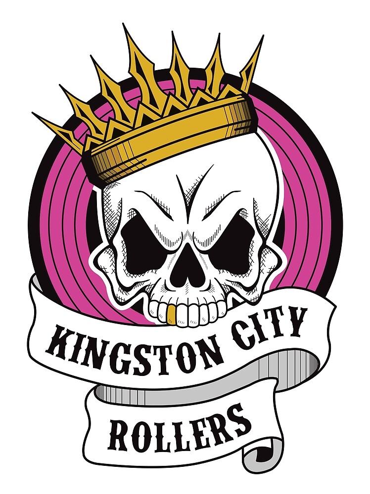 Kingston City Rollers Merch by kcrmerch