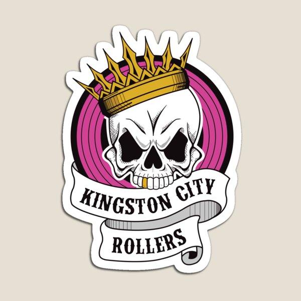 Kingston City Rollers Merch Magnet