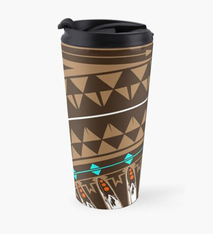 Pow Wow (Wacipi) Travel Mug