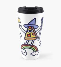 Wizard Pizza Travel Mug