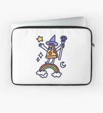 Wizard Pizza Laptop Sleeve