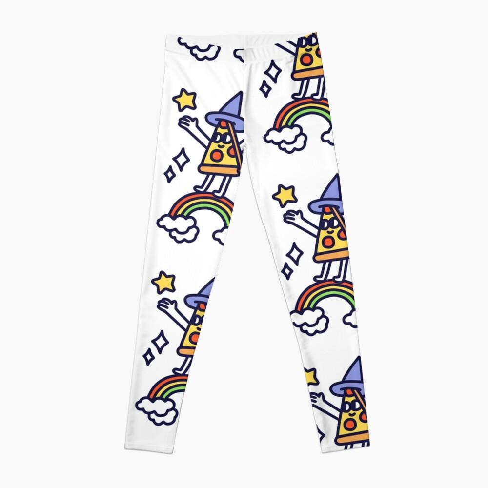 Wizard Pizza Leggings