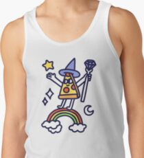Wizard Pizza Tank Top