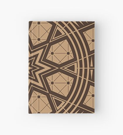 Vintage Native American Gathering Hardcover Journal