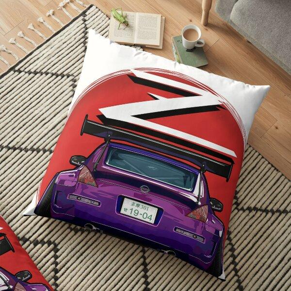 Nissan Fairlady 350Z Z33 (Midnight Purple) Floor Pillow