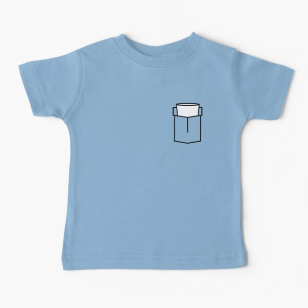 Pocket Cup Baby T-Shirt
