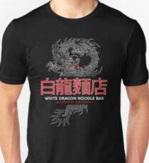 Camiseta ajustada Barra de fideos White Dragon - ½ Variante Cantonés de White Cut