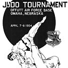 Judo Tournament Vintage  by Tasty Clothing