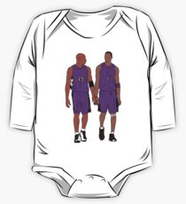 Vince Carter And Tracy McGrady One Piece - Long Sleeve