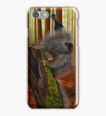 Chill Quill iPhone Case/Skin