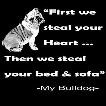 Bulldog by 2djazz
