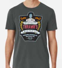 Grand Admiral Thrawn's Blue Pale Ale Men's Premium T-Shirt