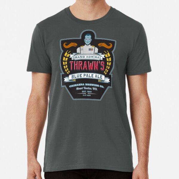Grand Admiral Thrawn's Blue Pale Ale Premium T-Shirt