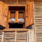 Old Shutters by Nickolay Stanev