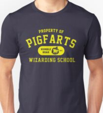 Starkid: Pigfarts wizarding school (yellow) T-Shirt
