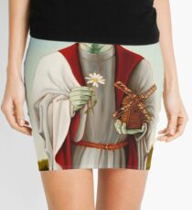 Song of the Raven Mini Skirt