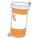Pill Bottle by sb-smith