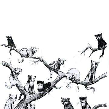 Another Cat Party by sonofsamorr