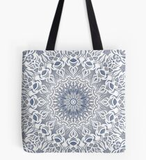 Tribal Mandala Blue Tasche