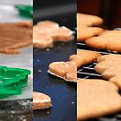Baking Cookies by Vonnie Murfin