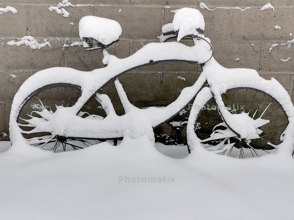 snowbike5 by andytechie