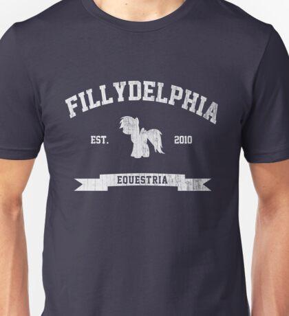 MLP FiM: Fillydelphia Unisex T-Shirt