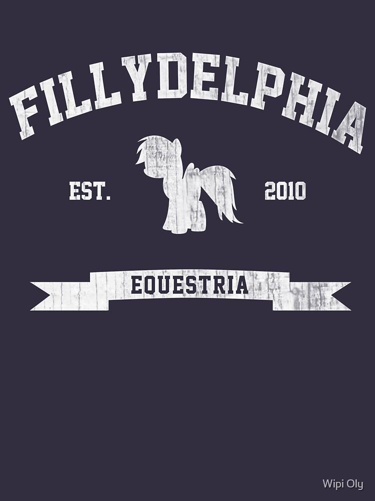 MLP FiM: Fillydelphia | Unisex T-Shirt