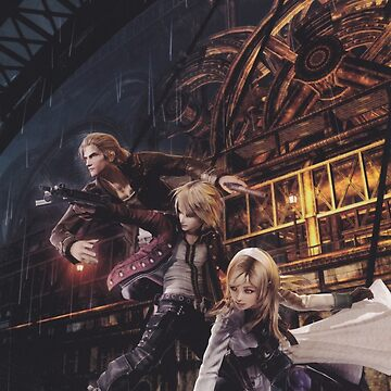 Resonance of Fate Poster 1 (End of Eternity) by AngeliaLucis