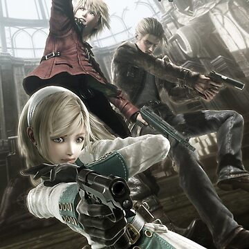 Resonance of Fate Poster 2 (End of Eternity) by AngeliaLucis