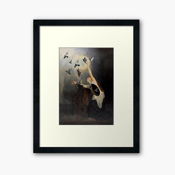 THE LOST POEMS Framed Art Print
