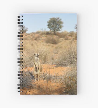 Moomins territory Spiral Notebook